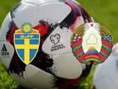 Teruglezen: Zweden werkt aan doelsaldo tegen Wit-Rusland