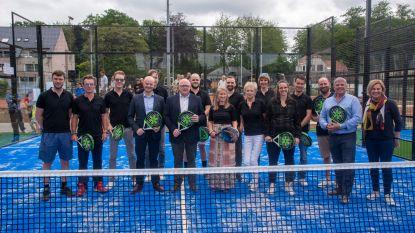Racing Wetteren Tennis- en Padelclub investeert 70.000 euro in padelterreinen en wil nog uitbreiden