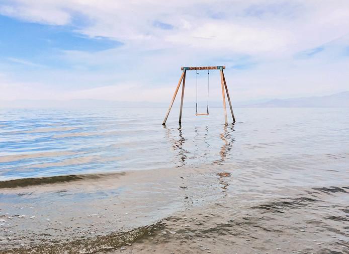La Salton Sea: de la plage de rêve à l'apocalypse.