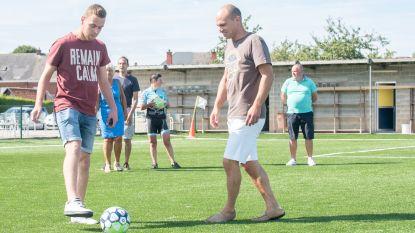 Ksv Sottegem start met G-voetbal
