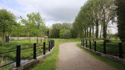 Nieuwe inkom en wandelpaden voor natuurdomein Fort van Beieren