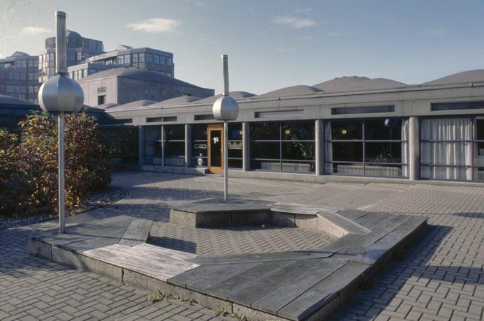 Het hoofdkantoor van het Bouwfonds (BPD) verhuist naar het Burgerweeshuis in Amsterdam.