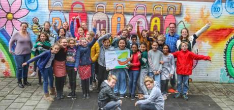 Basisschool in Zeist wint prijs voor ophalen van elektrische apparaten