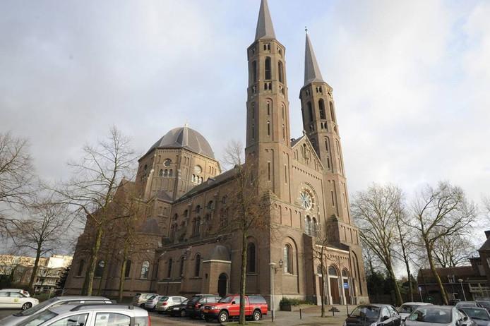 De Sint-Petruskerk in Uden.