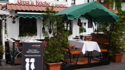 """Restaurant weigert kinderen na 17 uur: """"Zo creëren we rust voor onze klanten"""""""