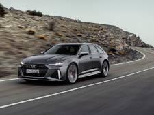 Supercar voor het gezin: Audi onthult nieuwe RS6 Avant met 600 pk