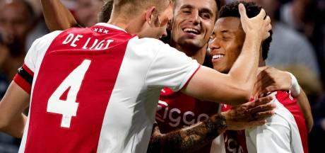 Alle hoop gevestigd op Ajax en PSV