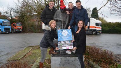 Vrienden brengen leven in Appelterre met eerste winterfestival 'Straffen Toebak'