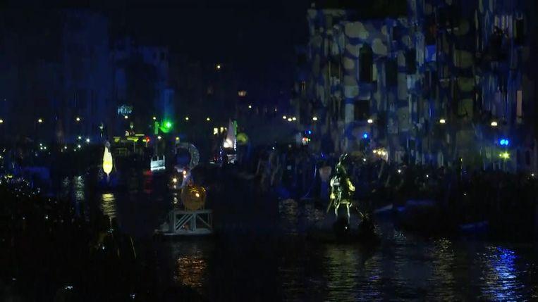 De carnavalsperiode staat dit jaar in teken van de maan.