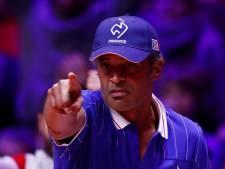 Noah haalt hard uit naar tennisfederatie: 'Davis Cup is Davis Cup niet meer'