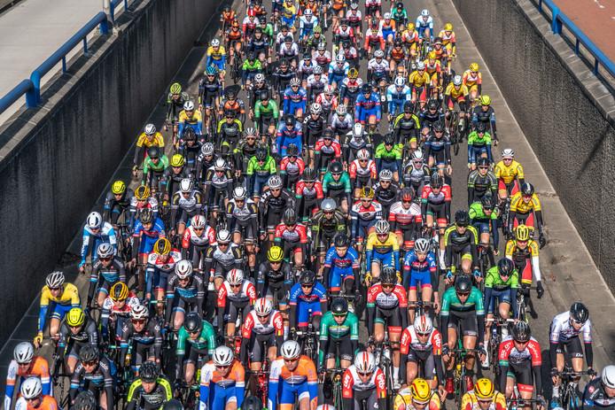 De Ster van Zwolle trekt ieder jaar tal van wielrenners naar Zwolle.