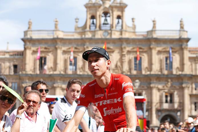 Bauke Mollema kiest deze Vuelta bijna dagelijks voor de aanval.