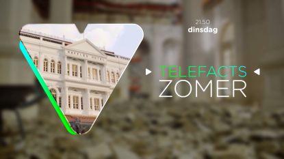 'Telefacts Zomer' toont renovatie van 130 jaar oude Raffles Hotel in Singapore