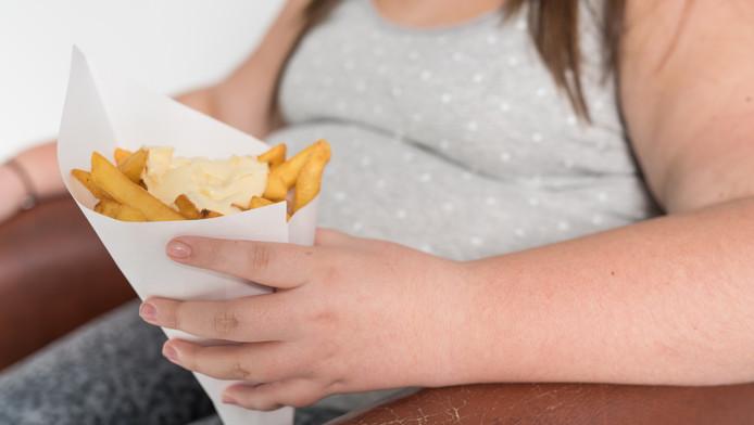 Ongezond eten en binnenzitten leidt tot tekort aan vitamine D
