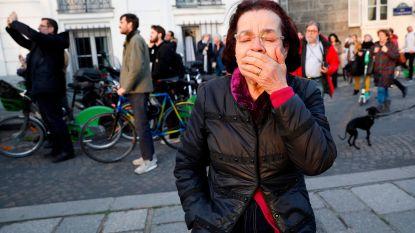 """Parijzenaars verbouwereerd: """"Dit is onze 11 september"""""""