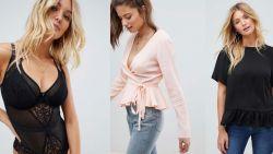 ASOS lanceert nu ook kledinglijn voor vrouwen met grotere borsten
