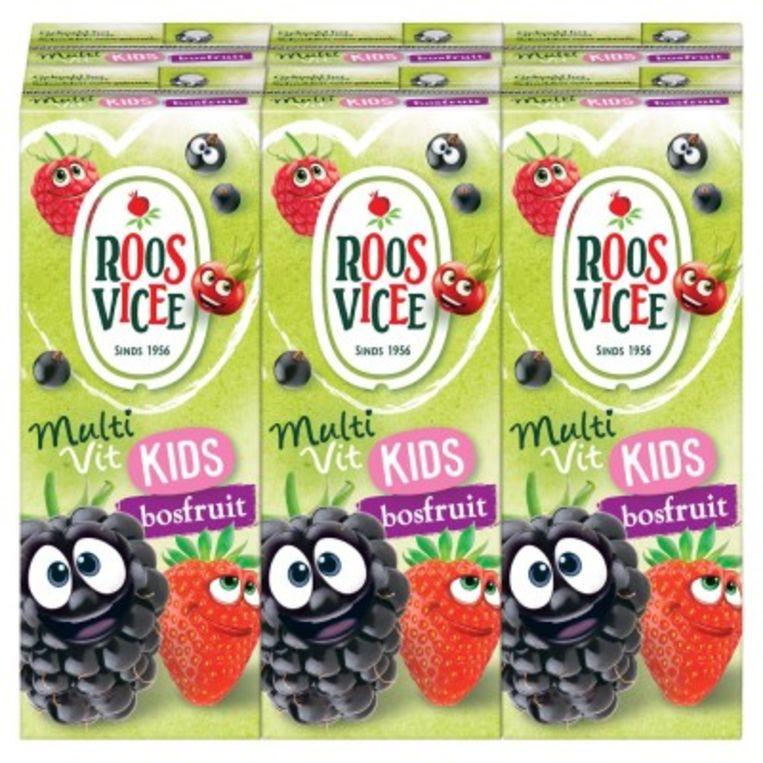 Multivit kids bosfruit Beeld