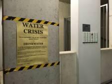 """Extinction Rebellion verspreidt affiches tegen drinkwatertekort: """"We eisen dringende maatregelen"""""""