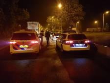 Blowende Duitser zonder rijbewijs van A12 gehaald na vluchtpoging
