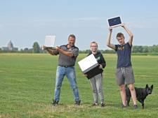 Eindelijk snel internet in het buitengebied van Oosterhout: 'Een postduif was sneller'
