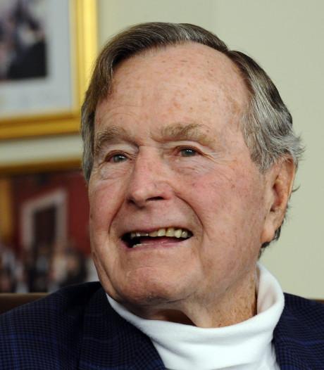Geheim onthuld: Bush senior ondersteunde tien jaar lang Filipijns jongetje