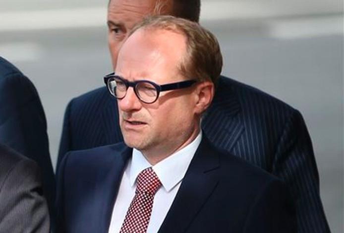 Vlaams minister van Mobiliteit Ben Weyts.