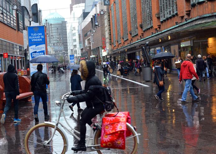 Grote Marktstraat Den Haag.