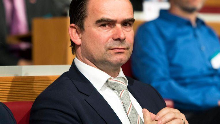 Directeur spelersbeleid Marc Overmars. Beeld ANP