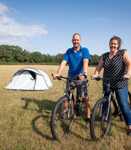 Bewoners Enkweg Holten willen uitbreiding camping tegenhouden bij Raad van State