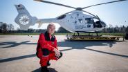 Nijlense helikopter is klaar om coronapatiënten te vervoeren