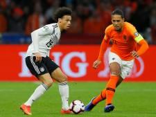 Van Dijk: Oranje heeft nog een lange weg te gaan