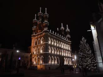 Leuvense kerstverlichting in tien beelden