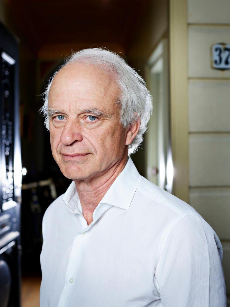 Dick Bekedam: 'Verloskundigen in Nederland zijn goed opgeleid, alleen wordt hun exposure beperkter' Beeld Merlijn Doomernik