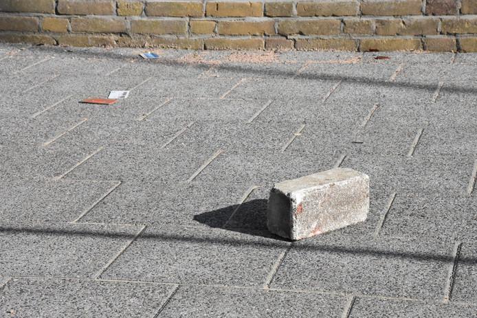 Vrouw mishandeld op Pijnacker Hordijklaan in Bezuidenhout in Den Haag.