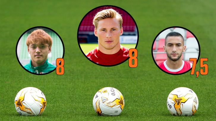 Eredivisie klapt voor Thy, ook Svensson en Doan oogsten applaus