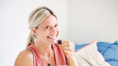 Ideaal voor onderweg: het snelle ontbijt van Nathalie Meskens