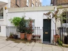 Nederlanders bouwen 's werelds kleinste huis' in Londen