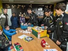 Sociaal bewogen NAC roept hulp supporters in voor inzamelingsactie voedselbank
