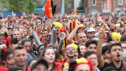 Jongeman terecht voor klappen na WK-match
