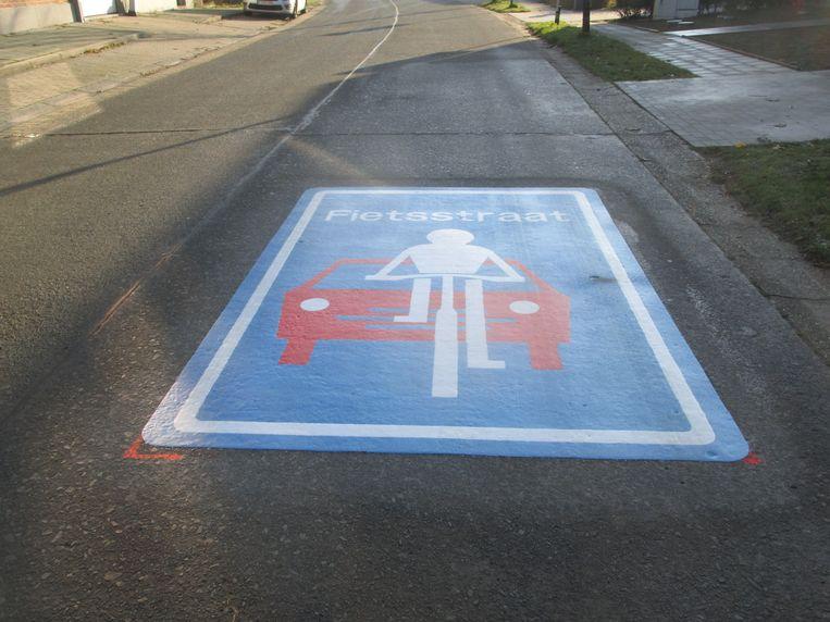 In Varsenare zijn al fietsstraten gerealiseerd.
