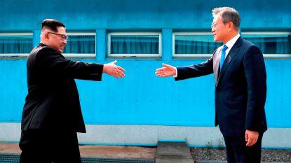 Noord-Koreaanse leider Kim Jong-un wil in 2019 meer ontmoetingen met Zuid-Koreaanse president