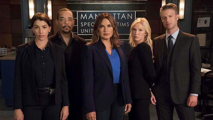 De cast van het 21ste seizoen van SVU
