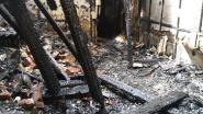 Steekvlam aan gasconvector oorzaak  van zware brand in Gaffelstraat