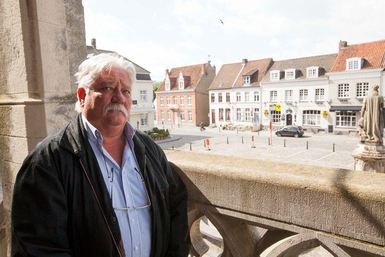 Dirk Willaert kende de burgemeester persoonlijk sinds de jaren '80.