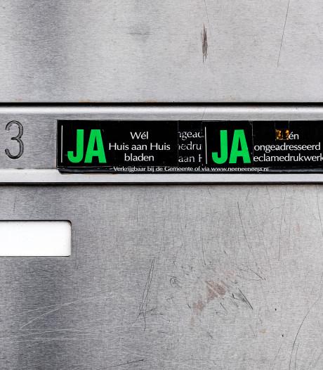 Geen ja-ja-sticker maar (onder meer) een ja-sticker in Deventer