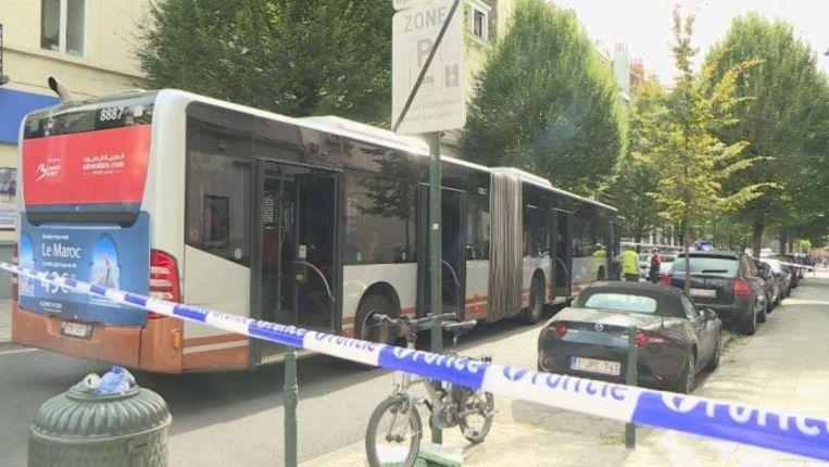 Het parket kwam ook ter plaatse om de omstandigheden van het ongeval te onderzoeken.