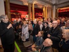 Maarten van Rossem opent Schiedamse expositie