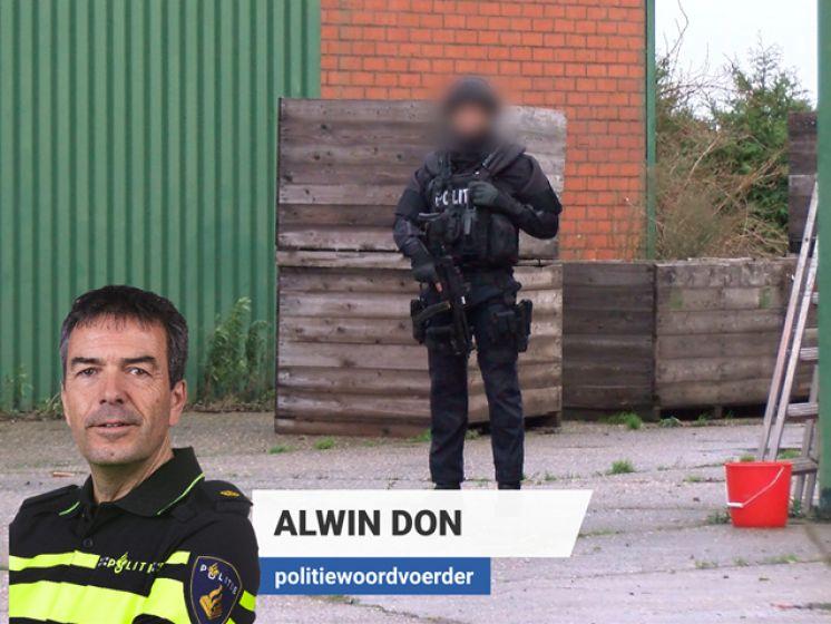 Drugslaboratorium ontdekt in Westdorpe, vijf arrestaties