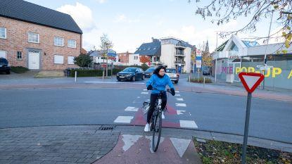 """Gemeente overweegt fietsstraten na vraag van oppositie:""""Werk gevaarlijke punten voor scholieren weg"""""""