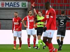 Exclu contre Eupen, Shamir risque deux matchs de suspension
